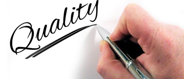Il Significato di Qualità e il Sistema di Gestione Qualità Professionale