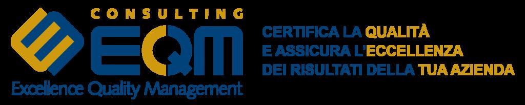 EQMC - EQM Consulting - Certificazione ISO 9001 - Consulenza Qualità - TQM - FQuality - Consulente Qualità Bergamo - Logo Blog